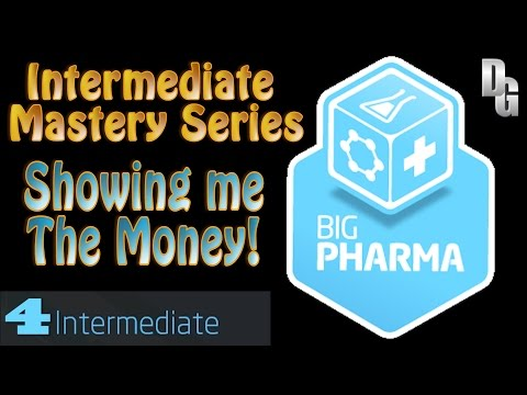 Big Pharma ► Episode 4 ► Ready to take on Pfizer! - Intermediate Mastery Series!