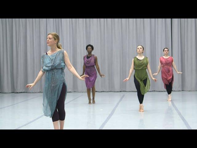 MTSU Research: Dance Program Takes Undergrads to Russia