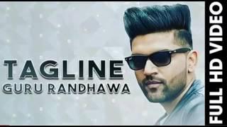 Tagline FULL SONG Guru Randhawa    Deep Jandu    New Punjabi Songs 2017360p