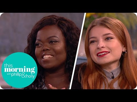 Meet the New Stars of 'The Undateables'!   This Morning