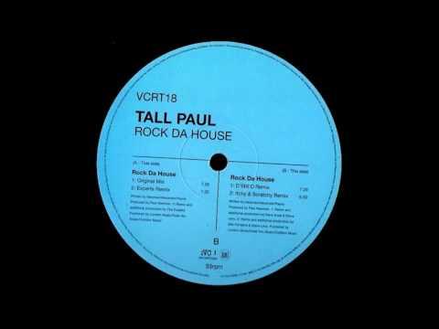 TALL PAUL - ROCK DA HOUSE (Original Mix) HQwav
