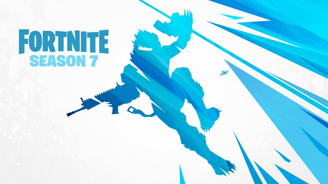 Fortnite New Season 7 Teaser 3 Yeti Skin Youtube