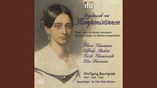 Drei Präludien mit Fuge, Op. 16, No. 2 in B-Flat Major: No. 2, Fuge (Arr. for Organ)