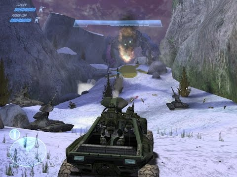 A F****** SCARAB!!!!!----ODST Reality mod - Halo Combat Evolved