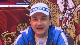 ННТВ о Шоу Гии Эрадзе - Нижний Новгород