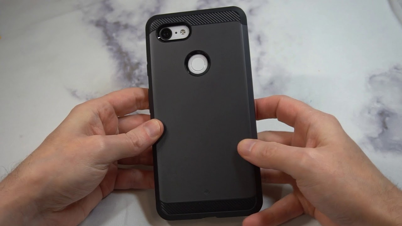 reputable site 7b37c b2934 Caseology Legion Series Google Pixel 3 XL Case Unboxing and Review