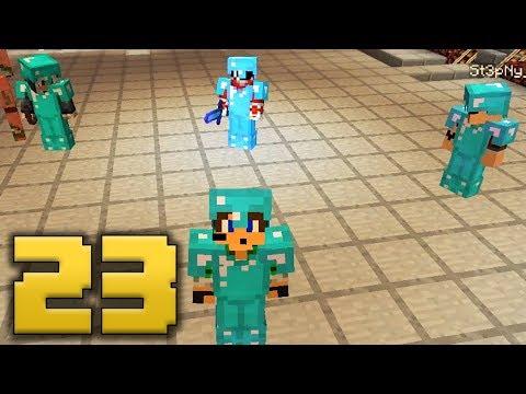 I MATES CONTRO IL NETHER - Mates in Minecraft - #23