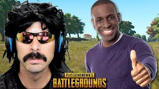 DrDisRespect plays with Nicest PUBG Player Ever! thumbnail