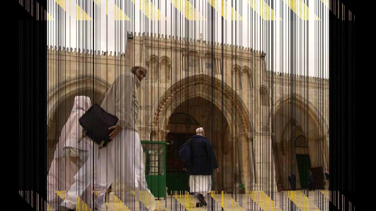 الفرق بين المسجد الأقصى ومسجد قبة الصخرة - YouTube