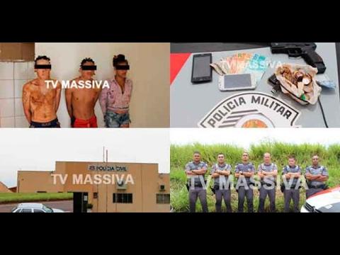 Polícia Militar apreende quadrilha de menores que praticaram roubos em Ourinhos e região