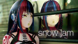 【歌ってみた】snow jam covered by 春猿火