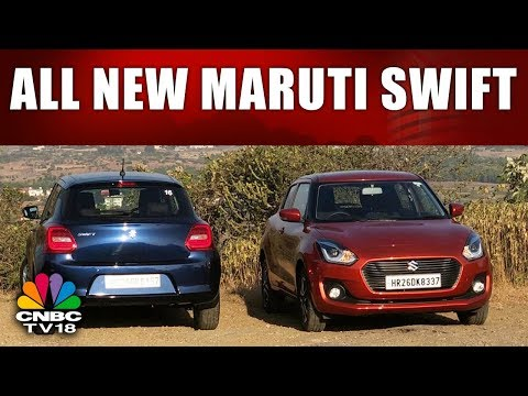 All New Maruti Swift | M&M Unveils Rexton G4 | Auto Expo 2018 | CNBC TV18