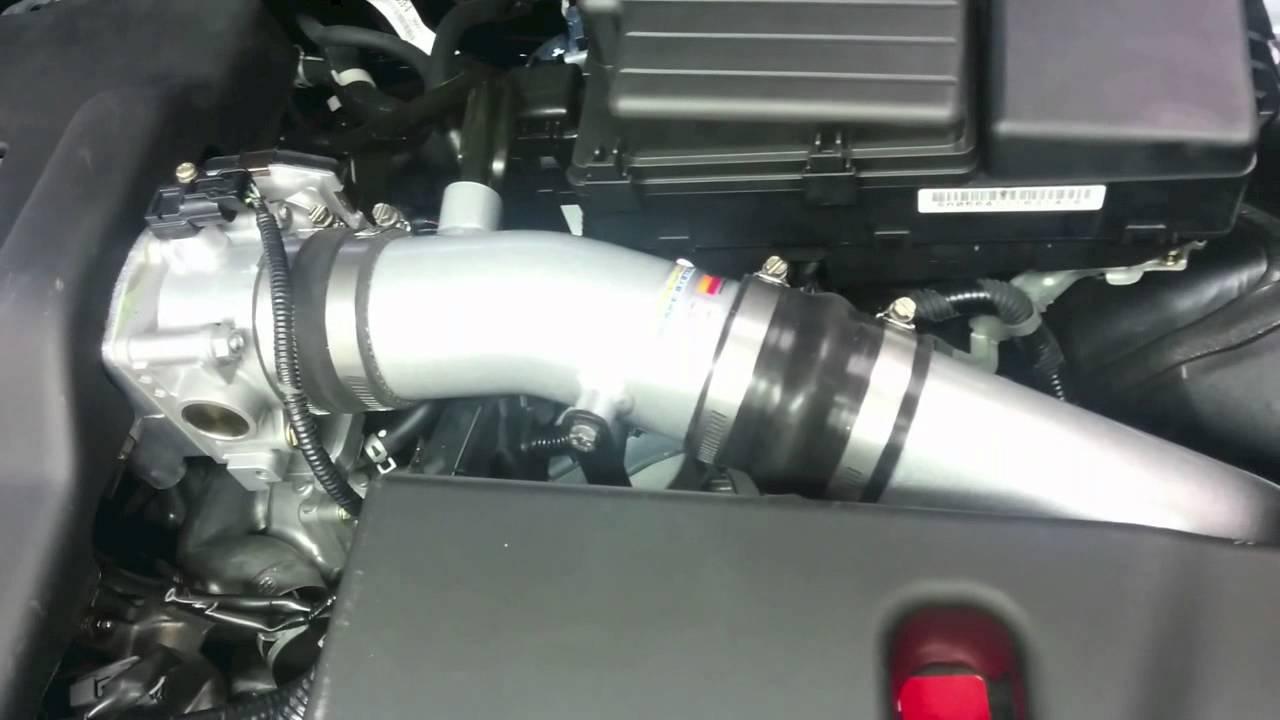Acura TL CAI Install YouTube - 2005 acura tl cold air intake