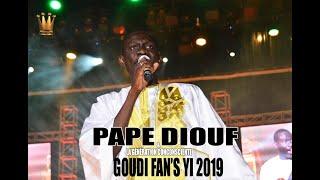 PAPE DIOUF- GOUDI FANS- YI 2019- Sargal President MEDS- INTEGRALITE