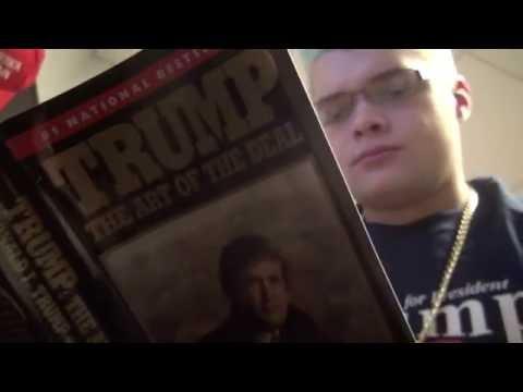 Scott Isbell - Trump University: Reading Art of the Deal