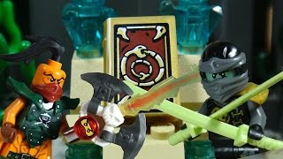 LEGO NINJAGO THE MOVIE PART 26 - SKYBOUND - THE BOOK OF SPELLS