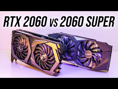 Nvidia RTX 2060 Super vs RTX 2060 - Is Super Worth It?