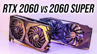 Nvidia RTX 2060 Super vs RTX 2060 - Is Super Worth It?