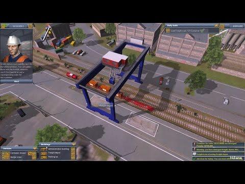 Logistics Company PC Gameplay P.1