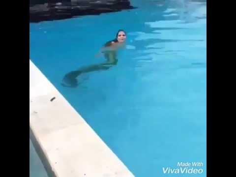 Mermaid ! Putri duyung nyata ! Asli