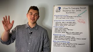 How to Configure Google Analytics for Local Businesses — Whiteboard Friday