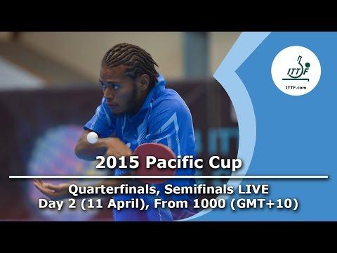 K-Sports 2015 Pacific Cup Quarter Finals and Semi Finals
