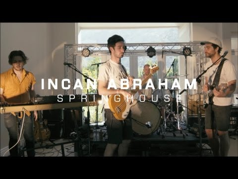 Incan Abraham - Springhouse // The HoC Palm Springs 2013
