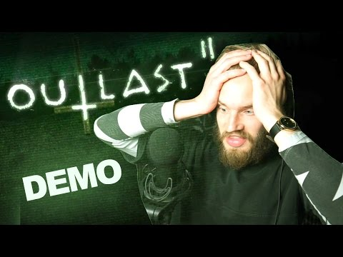 OUTLAST 2 / Gameplay / IS IT SCARY? / Demo...