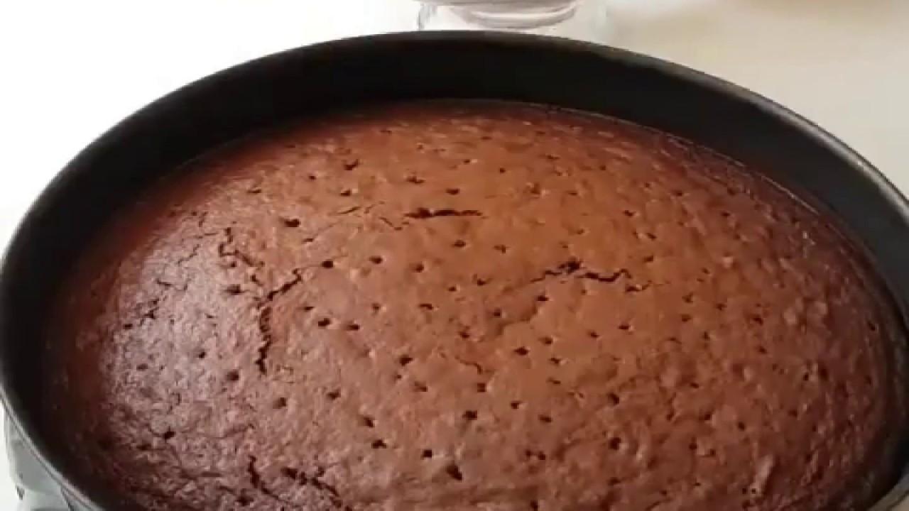 Pastane Usulü Islak Kek