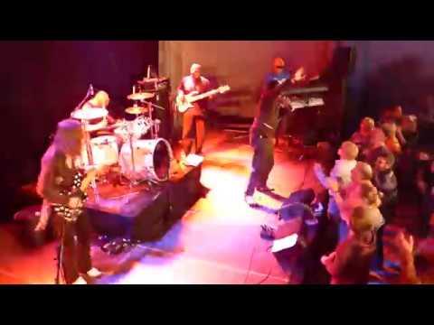 John Lee Hooker Junior - Kulturwerft Gollan - Luebeck - Germany - 28.02