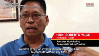 Fact Finding Report on Post 4, Sitio Diat, Brgy. Napnapan, Compostella Valley Province Incident
