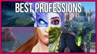 What are the BEST PROFESSIONS in WoW?