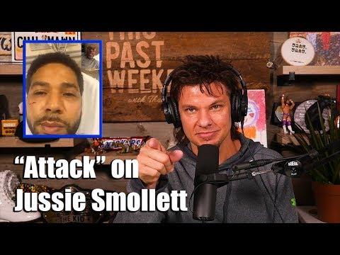 Theo Von on the Alleged Attack on Jussie Smollet Mp3