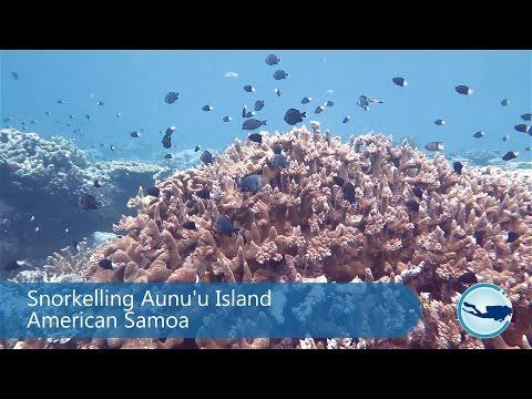 Aunuu Island, American Samoa