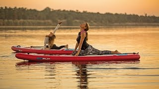 BIC SUP - SUP AIR Inflatable Paddleboard Series