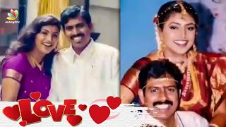 Actress Roja, Romantic, Rk Selvamani, CoupleGoals