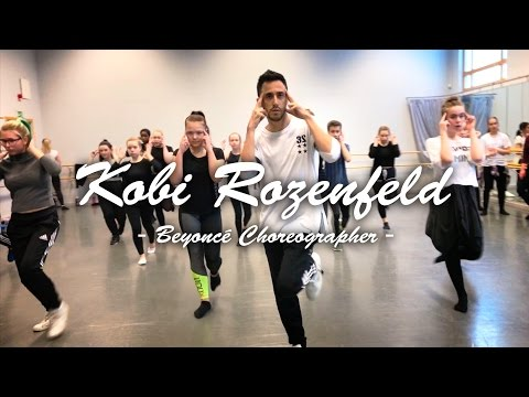 KOBI ROZENFELD WORKSHOP  OSCAR´S DANCE STUDIO