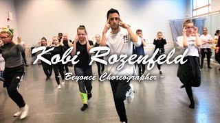 KOBI ROZENFELD WORKSHOP - OSCAR´S DANCE STUDIO