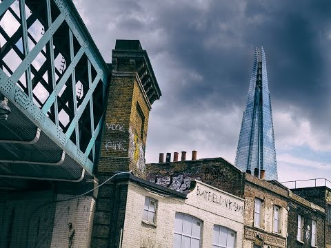 London 2 Day Photo Challenge - Part 1 The Shard