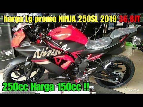 смотрите сегодня видео новости Kawasaki Ninja 250 Sl 2019 368jt Warna Baru на онлайн канале Russia Video Newsru