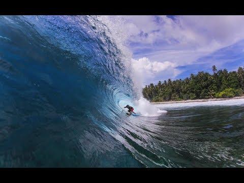 NAPOの初聖地チャージ最大ダブルサイズの危険な波に挑む
