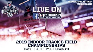 2019 American Indoor Track & Field Championship Day 2