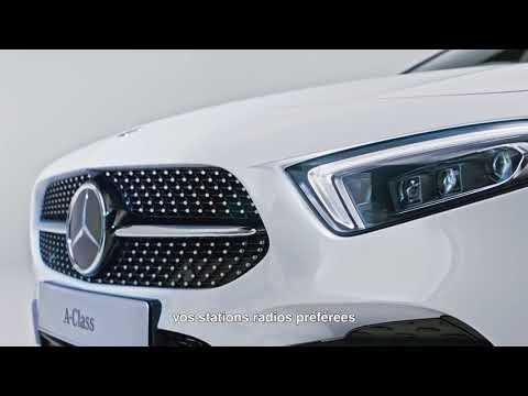 Nouvelle Mercedes Classe A, nouveau bijoux.