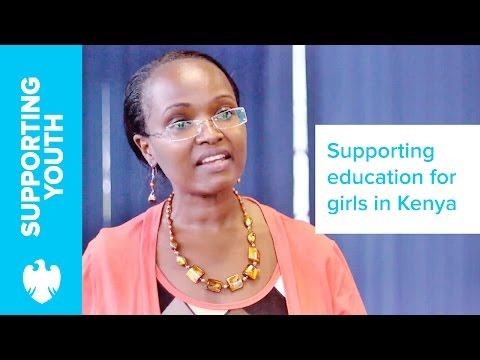 Supporting Girls' Education In Kenya | Barclays