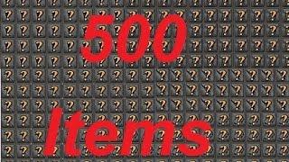 Open 500! Legendary Items - Drakensang online