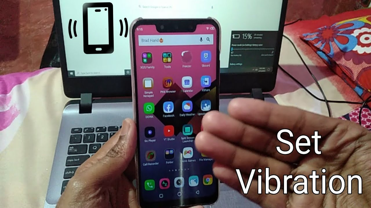How To Turn Off/On Vibration On Android ( 2020 ) - YouTube