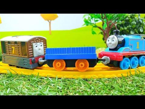 Мультфильм паровозик томас и его друзья смотреть