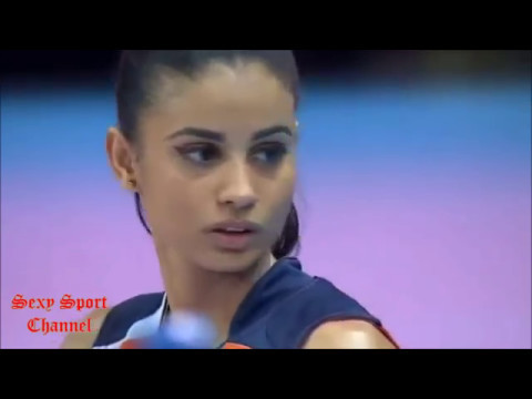 🏐 Winifer Fernández volleyball hot girl new compilation Sexy Volleyball 2018 - Sexy Ass 🏐