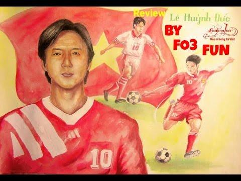 Review Lê Huỳnh Đức VietNam Legend FiFa Online 3 #2