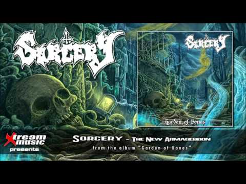 SORCERY - The New Armageddon [2016]